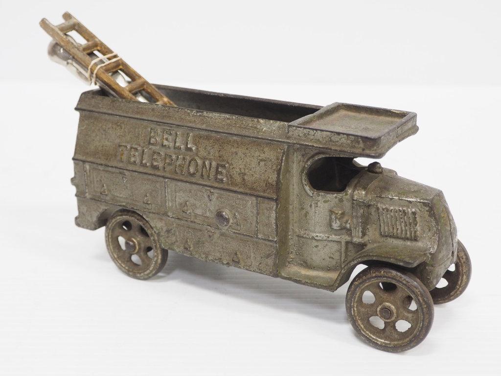 Hubley Bell Telephone truck
