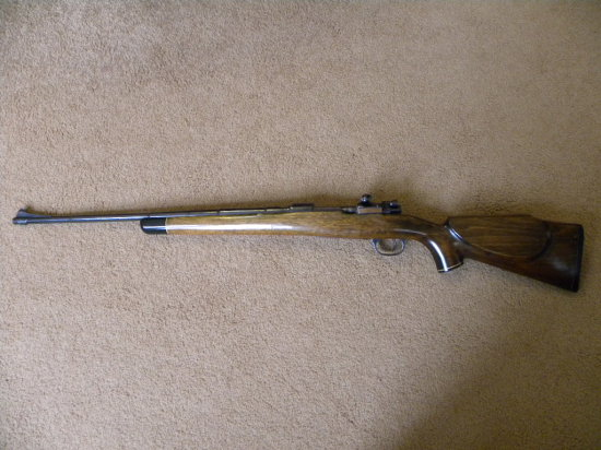 MAUSER MODEL 98 8MM SPORTER RIFLE
