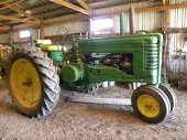 ESTATE ANTIQUE JOHN DEERE FARM MACHINERY AUCTION!