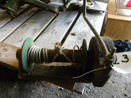 BADGER MANUAL WINCH