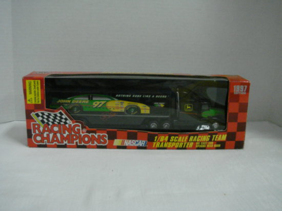 1/64 RACING CHAMPIONS CHAD LITTLE SEMI W/ CAR