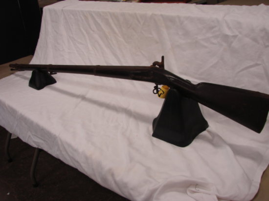 SPRINGFIELD MUSKET DATED 1848