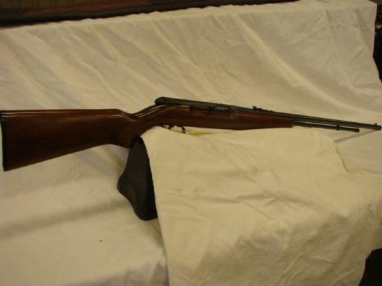 REMINGTON MODEL 550-1 .22 CAL RIFLE W/ CASE