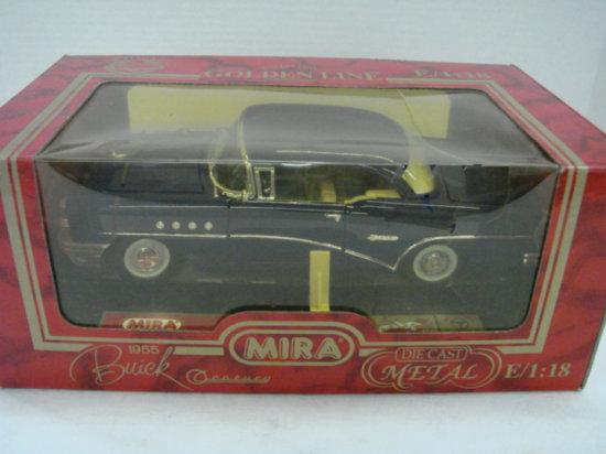 MIRA 1955 BUICK DIE CAST CAR
