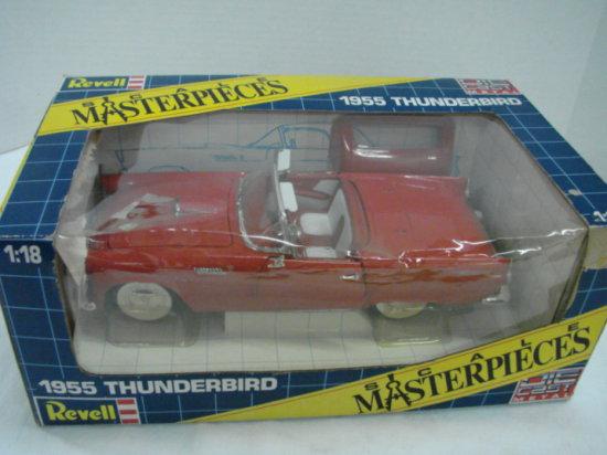 REVELL - 1955 THUNDERBIRD DIE CAST CAR NIP