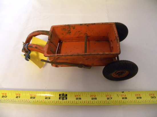 ARCADE DIRT MOOVER - TRACTOR MISSING