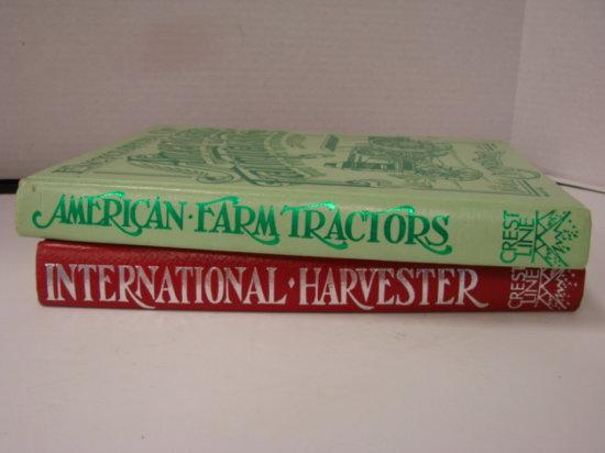 (2) TRACTOR BOOKS