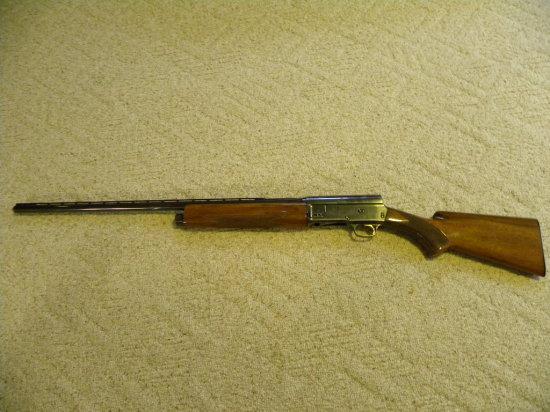 BROWNING A5 20GA SHOTGUN - MADE IN BELGIUM
