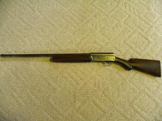FABRIQUE NATIONALE BROWNING PATENT 16GA SHOTGUN