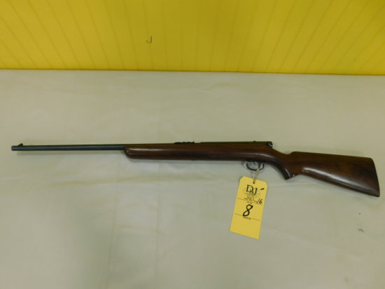 WINCHESTER MODEL 74 .22 CAL RIFLE