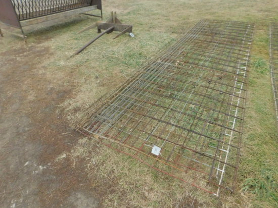 (3) 16FT CATTLE PANELS & ONE PARTIAL