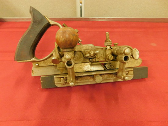 VINTAGE STANLEY COMBINATION WOOD PLANE