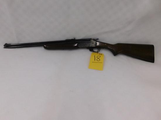 SAVAGE MODEL 24 SERIES .410 GA / ,22 CAL O/U COMBO GUN