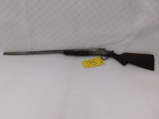WESTERN FIELD SINGLE SHOT 16GA SHOTGUN