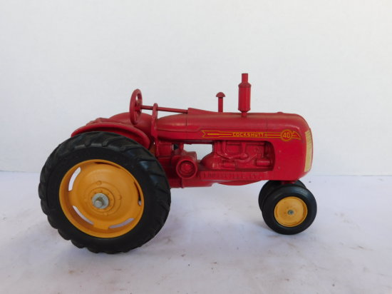 SCALE MODELS 1/16 COCKSHUT 40 1987 SHOW TRACTOR LOUISVILLE EDITION