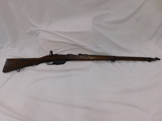 AUSTRIA-HUNGARY STEYR MODEL 1895 RIFLE CONVERTED TO 8X5