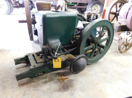 FAIRBANKS MORSE & CO 1 1/2 HP GAS ENGINE