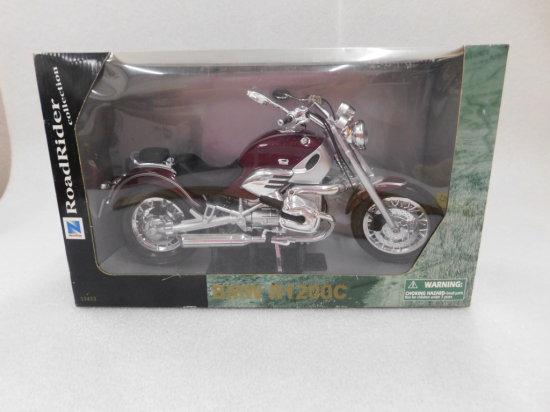 1:16 SCALE NEW RAY BMW R1200C MOTORCYCLR - NIP