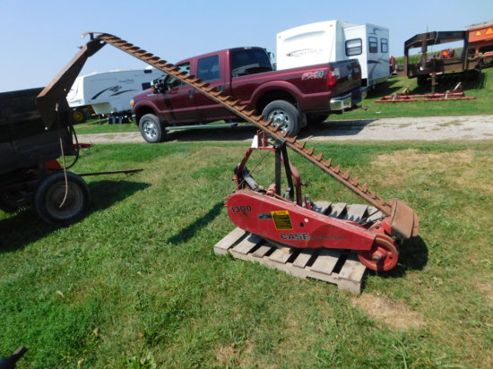 CASE IH 1300 7FT 3PT SICKLE MOWER