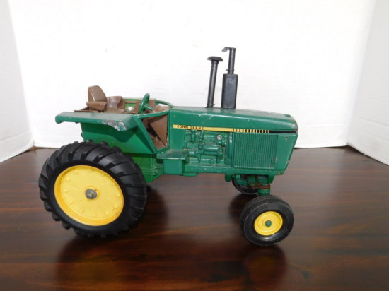 ERTL 1/16 JOHN DEERE 4450 W/ CAB REMOVED - PROJECT TRACTOR