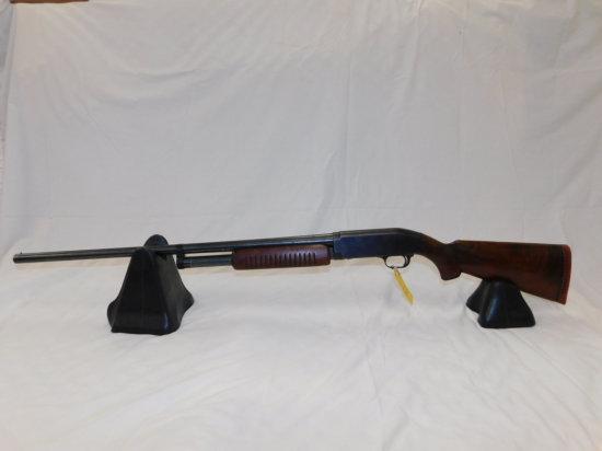 JC HIGGINS MODEL 20 12GA PUMP SHOTGUN