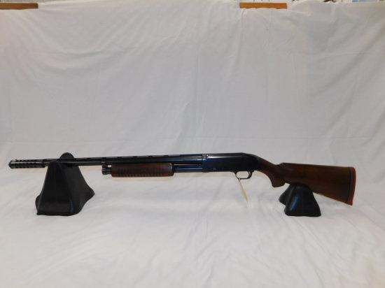 JC HIGGINS MODEL 20 12GA PUMP VENT RIB SHOTGUN