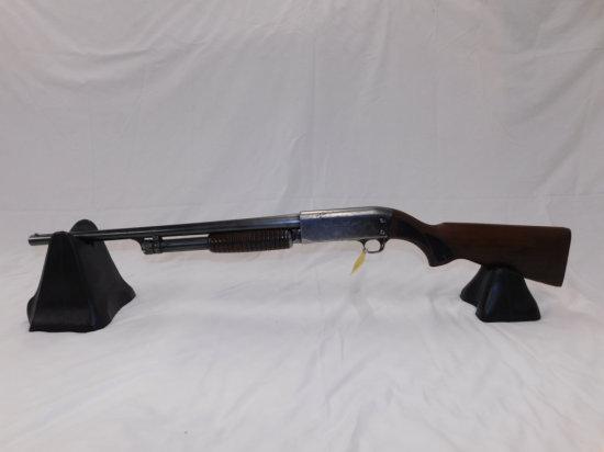 ITHACA MODEL 37 12GA PUMP SHOTGUN