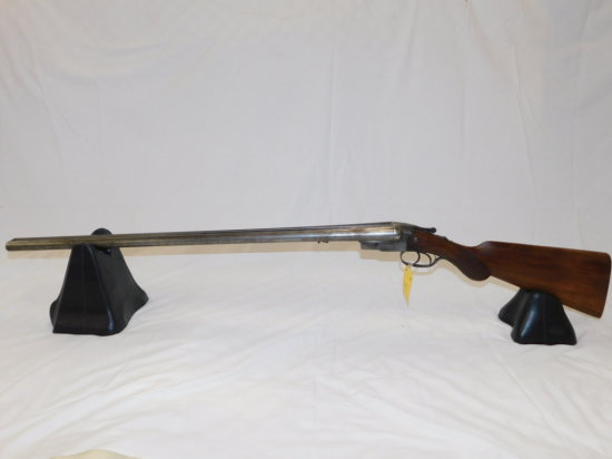 ITHACA ARMS CO SIDE BY SIDE 12GA DOUBLE BARREL