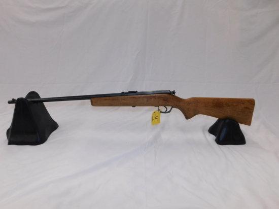 SPRINGFIELD MODEL 15 .22 CAL SINGLE SHOT RIFLE