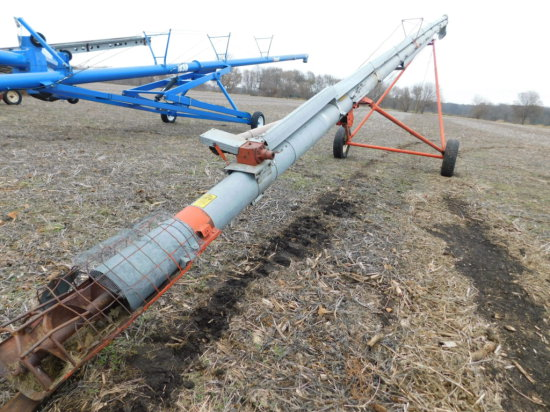 GRAIN CHIEF 8X45 PTO TOP DRIVE AUGER