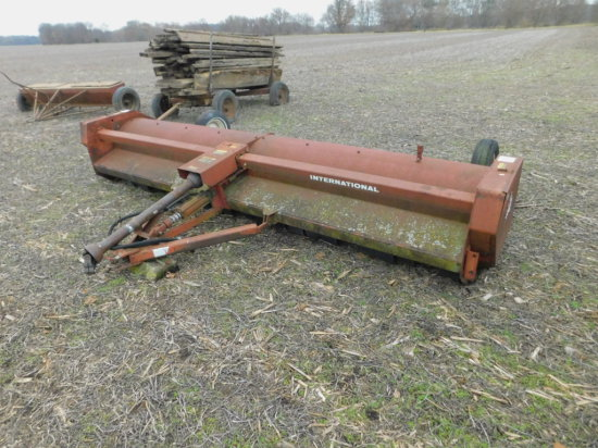 INTERNATIONAL #60 14FT FLAIL MOWER