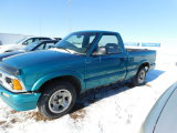 1995 CHEVY S-10 REGULAR CAB PICKUP