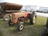 INTERNATIONAL B414 GAS UTILITY TRACTOR