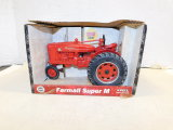 ERTL 1/16 FARMALL SUPER M-TA DIESEL 1991 NATIONAL FARM TOY SHOW 1991
