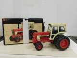 ERTL PRECISION SERIES 1/16 INTERNATIONAL HARVESTER 1466 TRACTOR W/ BOX
