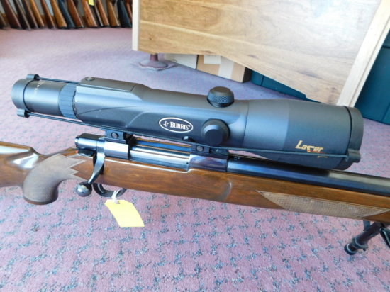 BURRIS 4X12X42 800 YD LASER SCOPE W/ BOX