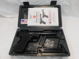 RUGER 22/45 MARK III TARGET MODEL .22 LR CAL PISTOL W/ BOX & EXTRA MAG