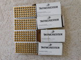 (4) 50 RD BOXES WINCHESTER .40 CAL AMMO