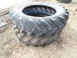 (2) 16.9X38 TRACTOR TIRES