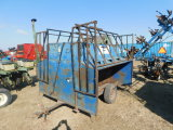 PHOENIX AGRI PRODUCTS PORTABLE CATTLE CREEP FEEDER