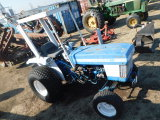FORD 1310 COMPACT DIESEL UTILITY TRACTOR