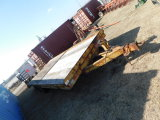 1988 TRI-STATE 24FT 20,000# TAG TRAILER