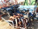 FORD 3910 II DIESEL TRACTOR W/ MOUNTED BROUWER SOD CUTTER