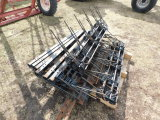 PALLET OF SPRING TOOTH HARROW SECTIONS