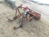 HYDARULIC LOADER OFF OF A FORD 801 TRACTOR