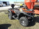 C FORCE 500HD 4X4 ATV