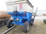 DMI 300 BU GARVITY WAGON W/ ROLL TARP & SUDENGA 6