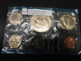1977 UNCIRCULATED YEAR SET