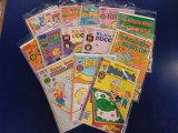 (15) RICHIE RICH COMIC BOOKS - HARVEY COMICS