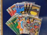 (14) REIGN OF THE SUPERMEN - DC COMICS